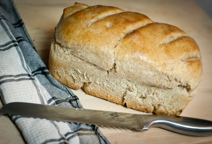 easy honey wheat bread