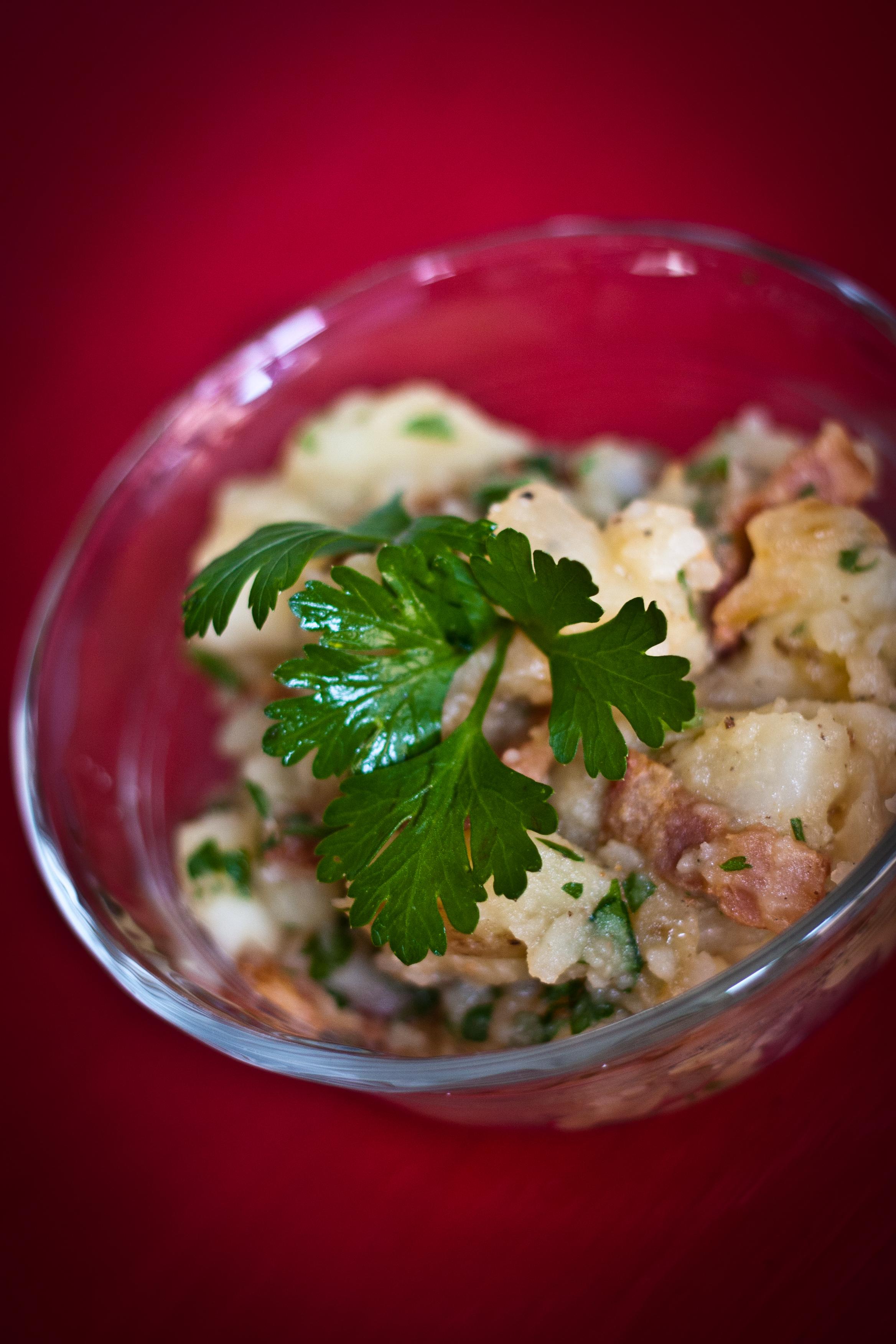... basil green bean and potato salad dad s potato salad recipe yummly