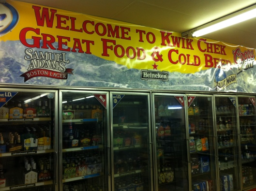 welcome to kwik chek