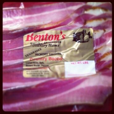 Benton's Country Bacon
