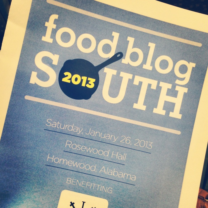 Food Blog South 2013